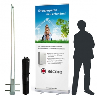 Banner Roll Up 200x80 cm.