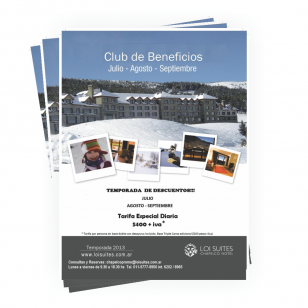Folletos / Flyers